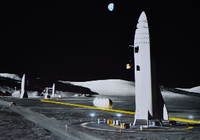 SpaceX将在洛杉矶港建造大型猎鹰火箭BFR