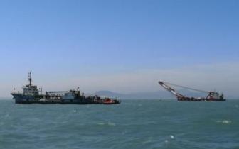 福州沉船事故海上搜救结束 找到全部6名失联人遗体