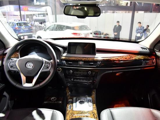 设计依然是个技术活 汉腾X7S将9月上市