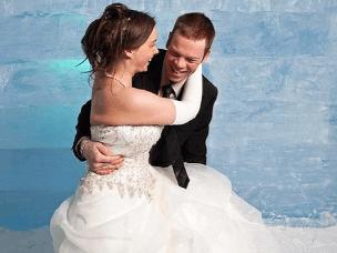 90后的你是不是该结婚了 婚礼地点选好了吗?