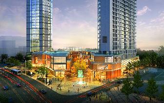 """""""幸福社区""""继续起航 大溪镇首个旧城改造项目以100%签约率"""