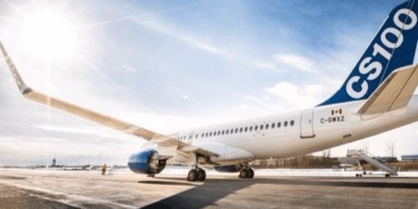 空客将与庞巴迪联合生产C系列飞机
