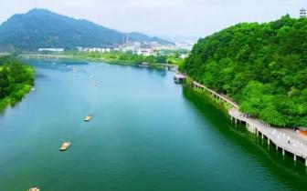 """永安溪:一条绿色发展的""""金银溪"""""""