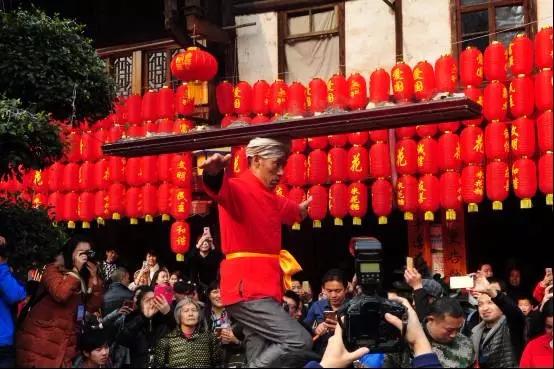 逛庙会 这些地方的春节年味十足