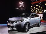 2016成都车展:[亮相]明年国产 标致7座SUV 5008亮相巴黎车展