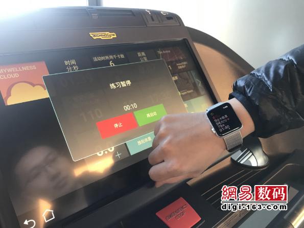 Apple GymKit初体验:精准的数据让健身更有意义