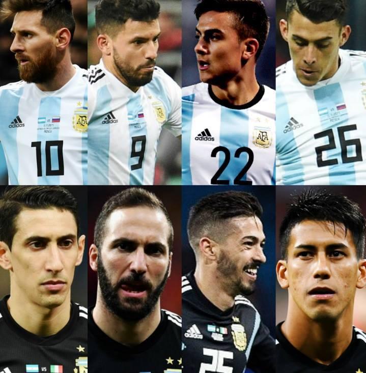 阿根廷祭出一百年前神阵,背水一战世界杯!五大攻击手,全扔出去轰炸