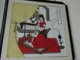 虞城木兰剪纸亮相深圳文博会