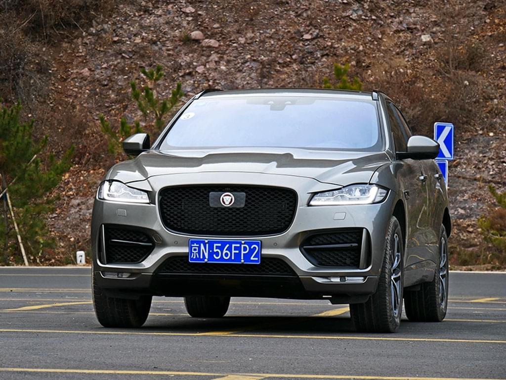 性能提升/价格上涨 捷豹F-PACE新车型上市