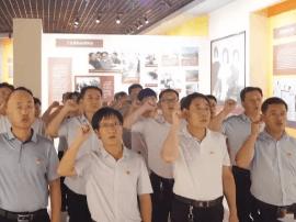 万荣县经信局:踏着历史的印迹 做好今天的事情