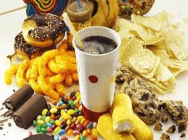 舌头决定为啥爱吃垃圾食品