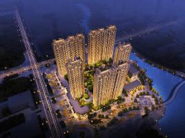 主推|建筑面积约85-130平米 全款享97折优惠