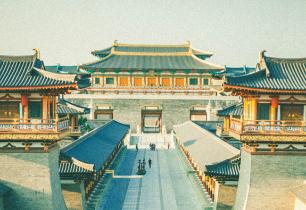 """中国""""咽喉""""之地 金庸笔下侠客都想去的一座城"""