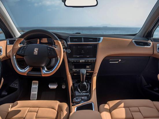 新增ADAS驾驶辅助 2018款DS 6将于10月上市