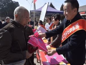 芮城县卫计局开展政策法规宣传咨询活动