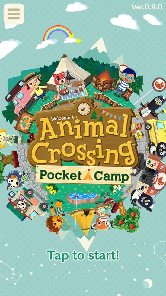 任天堂旗下手游第三部作品《动物之森:口袋营地》已于11月21日正式