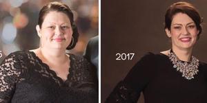 2年减掉上百斤 她都做了哪些事
