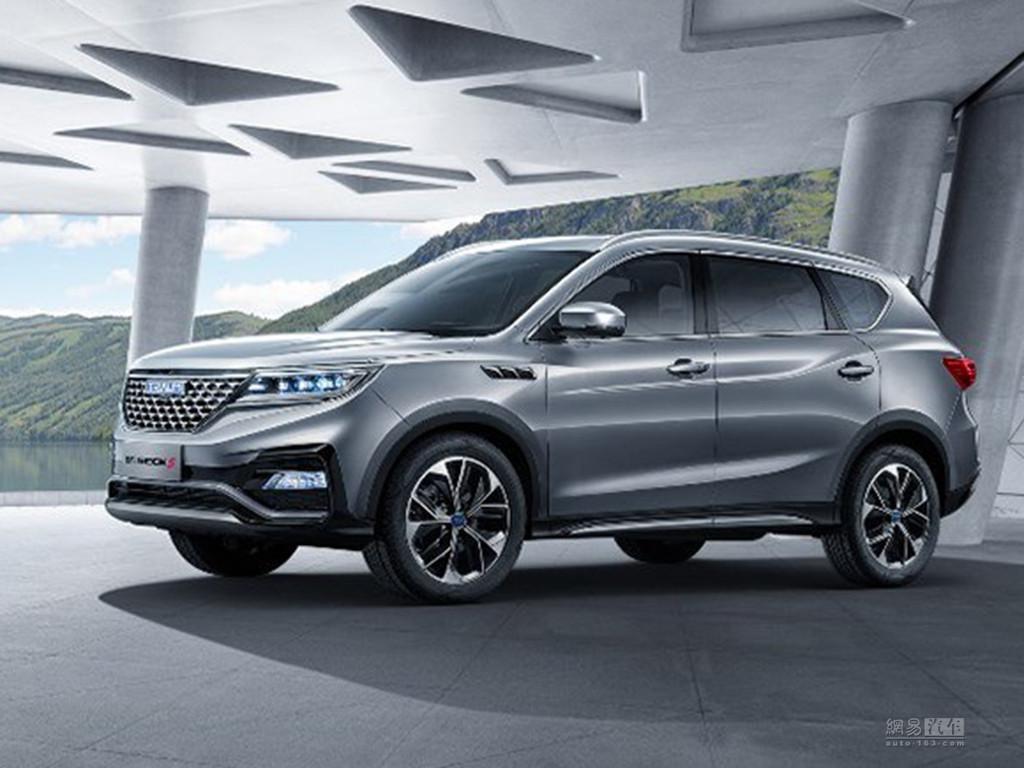 预计7月上市/中型SUV 君马SEEK 5官图发布