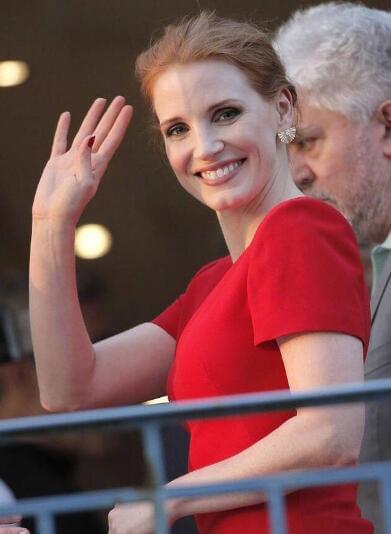 杰西卡·查斯坦将出演褒曼 讲述其鲜为人知的恋情