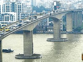 上洛溪桥更方便啦!洛溪环岛北路有望今年10月建成