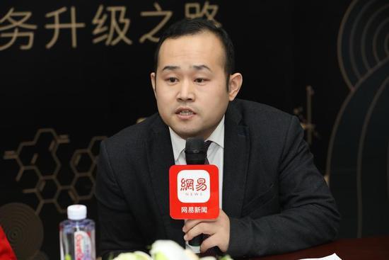 金吉列留学副总裁陈伟岩先生