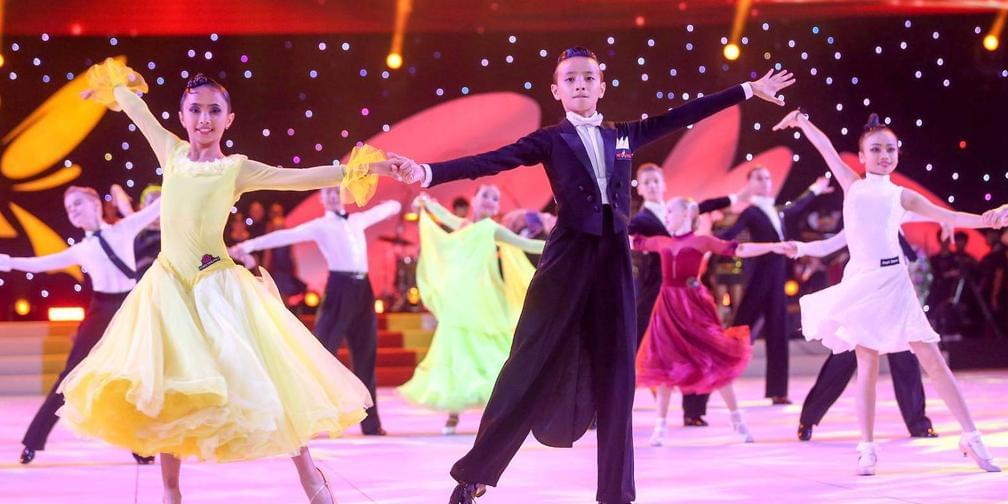 2017 中国横琴中拉标准舞/拉丁舞国际锦标赛今晚开幕
