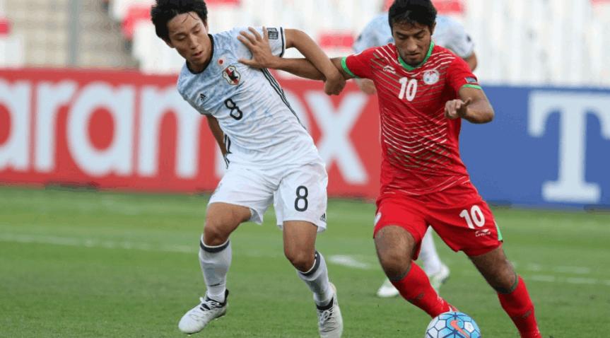 U23亚青赛十大希望之星:韦世豪领衔 日韩各1人