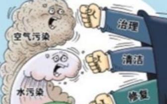 陕州区公安行政拘留一环境违法企业直接责任人