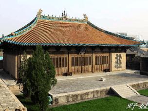 大同佛教壁画之宝:浑源永安寺