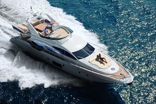 全球领先豪华游艇品牌——意大利Azimut(阿兹慕)游艇