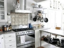 避开厨房装修这些坑 从此做饭都激情满满了