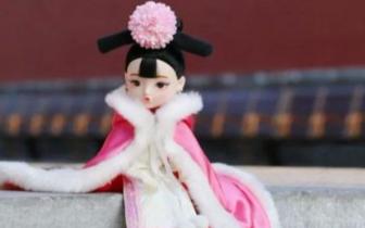 """故宫回应""""下架娃娃""""事件:身体部分将重新开模制作"""