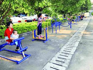 """家门口即可锻炼身体!惠州打造""""城市10分钟体育圈"""""""