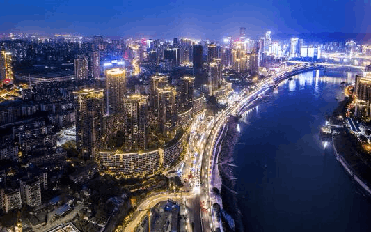 龙湖春森彼岸五重立体景致 带来全新滨江生活体验