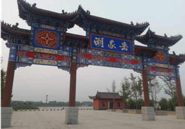 颍东打造阜城新城区 迎来发展新气象