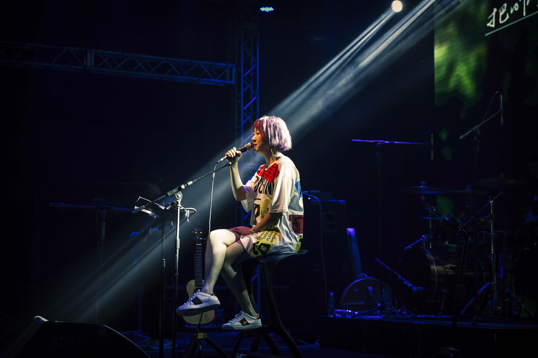谢春花全国巡演北京开唱 恰如远辰落身旁