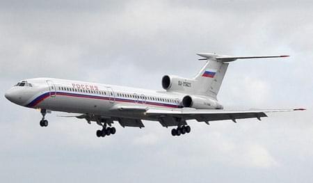 俄交通部长称飞机失事可能是技术故障或操作失误所致