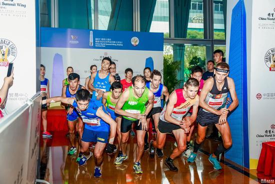 垂马世界巡回赛北京站落幕 900余跑友完成挑战