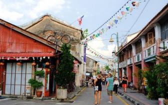 最文艺的马来西亚小清新度假地,爱上薄荷色的槟城
