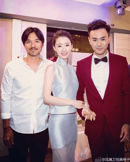 主播黄橙子宣布与邓男子16年结婚 刘亦菲冯德伦见证