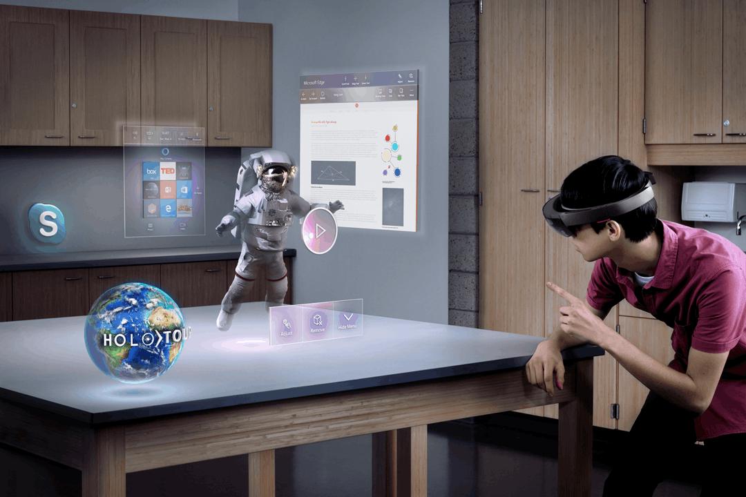HoloLens国行版终于来了,开发者版本售23488元