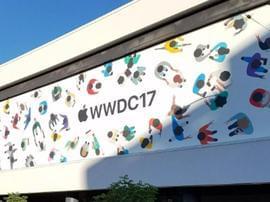 专题   三分钟带你看遍苹果WWDC 2017亮点