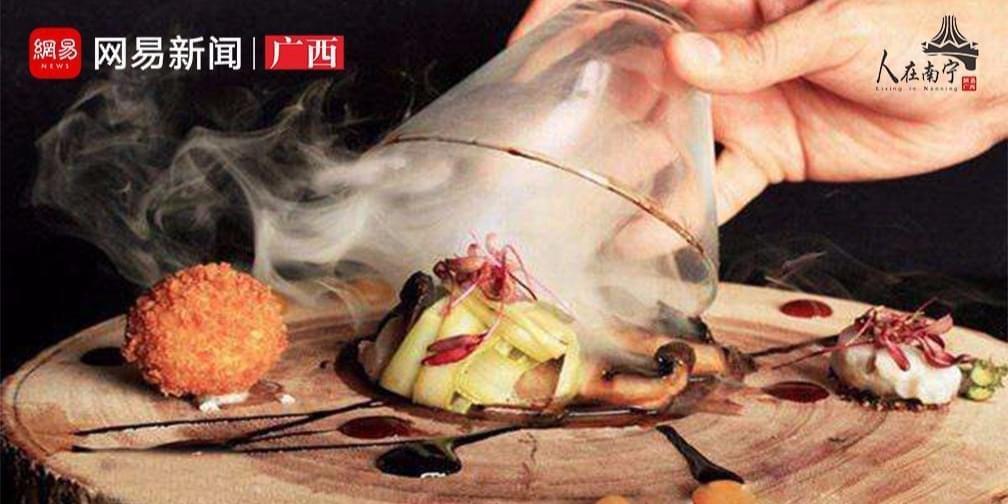 20块钱闯泰国的柳州仔 11年变身米其林三星主厨