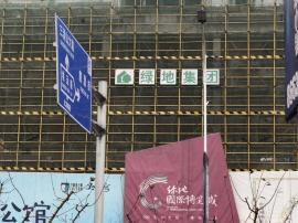 南昌绿地国博城涉嫌虚假宣传 说好送地下室合同不认