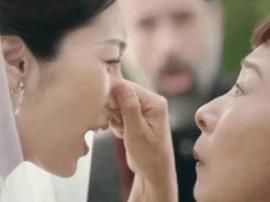 奥迪二手车广告引争议:婆婆捏儿媳口鼻查验