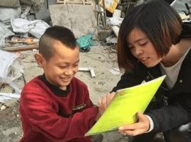 陕州区特殊教育学校送教上门活动再出新举措