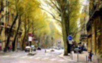 英国David Curtis风景油画欣赏