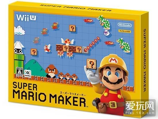 游戏史上的今天:WiiU回光返照《超级马里奥制造》