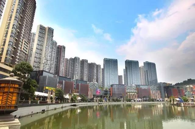 住宅投资为主的融创 切入商业地产存量市场