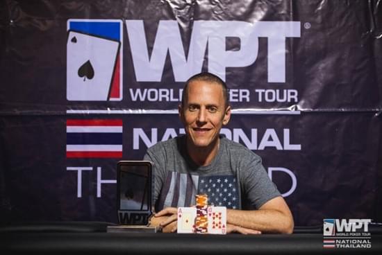WPT泰国赛冠军-阿根廷选手Andres Korn